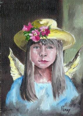 #14 Angel 5x7