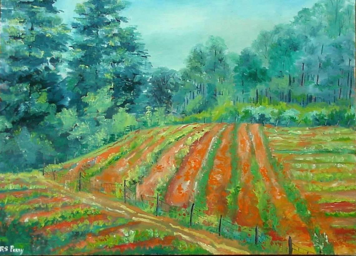 #45 The Farm 18x24