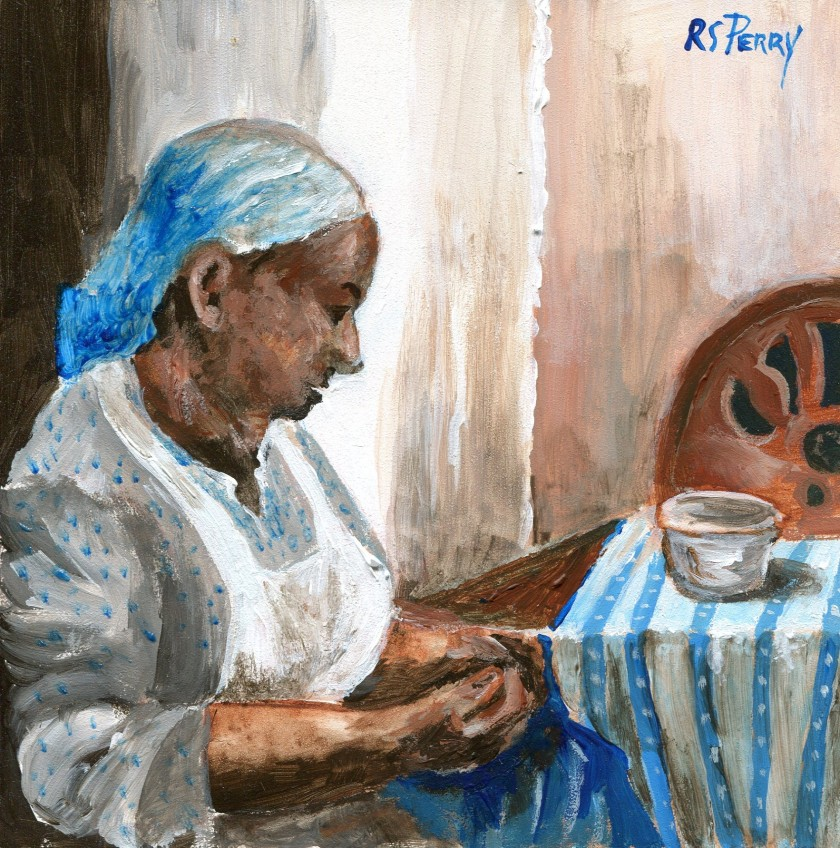 2.6.2019-006 Gullah Woman Sewing